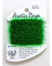 Arctic Rays - Christmas Green