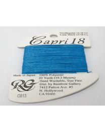 Capri 18 - Electric Blue