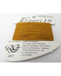 Capri 18 - Inca Gold