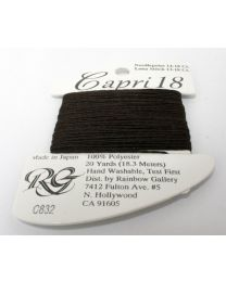 Capri 18 - Dark Chocolate