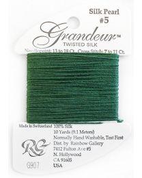 Grandeur Dark Pistachio Green