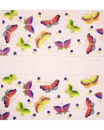 Cloisonne Butterflies Laura Bag