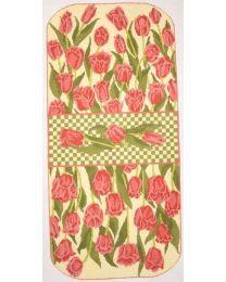 3 Piece Tulip Tote Bag