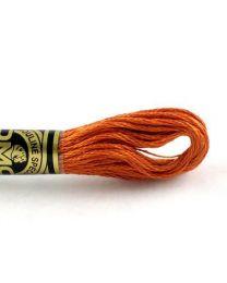 Embroidery floss - Brnt Ochr Or