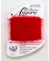 Angora - Christmas Red