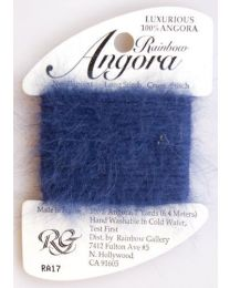 Angora - Navy Blue