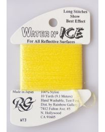 Water n Ice Flame Yellow