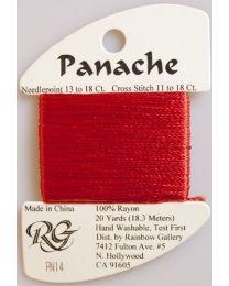 Panache Christmas Red