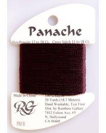 Panache Dark Burgundy