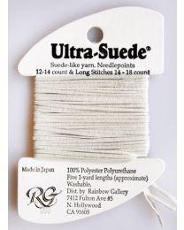 Ultra Suede Silver