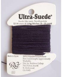 Ultra Suede Purple
