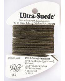 Ultra Suede Ivy