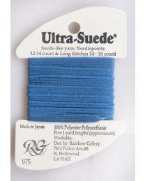 Ultra Suede Blue