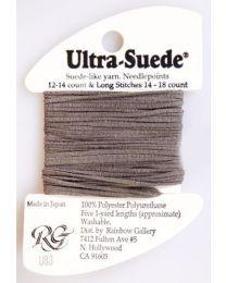 Ultra Suede Dark Gray