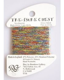 Treasure Chest Cloisonne