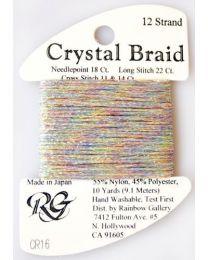 Crystal Braid Northern Lights