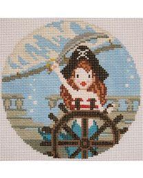 Jolly Roger Mermaid SAXO23