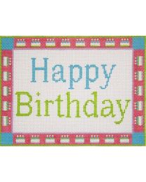 Happy Birthday Sign SASS01