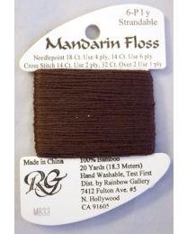 Mandarin Floss Bark