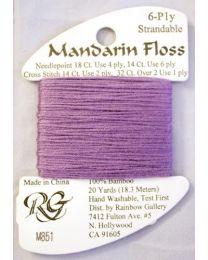 Mandarin Floss Antique Violet