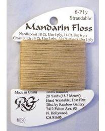 Mandarin Floss Camel