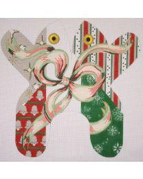 Christmas Frog M114