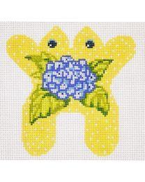 Baby Hydrangea Frog M159