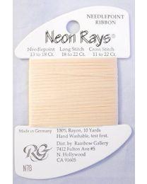 Neon Rays - Apricot
