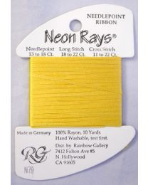Neon Rays - Bright Gold
