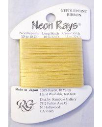 Neon Rays - Brassy Gold