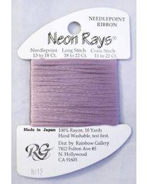 Neon Rays - Antique Rose