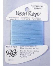 Neon Rays - Baby Blue