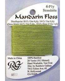 Mandarin Floss Cedar