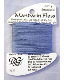 Mandarin Floss Antique Blue