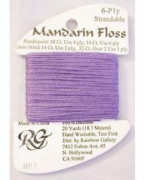 Mandarin Floss Amethyst
