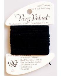 Very Velvet - Black