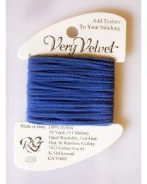 Very Velvet - Brite Blue