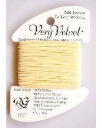 Very Velvet - Butter