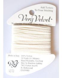 Very Velvet - Cream