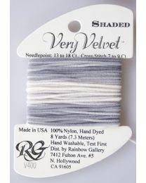 Very Velvet Shaded - Dove Gray