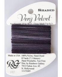 Very Velvet Shaded - Charcoals