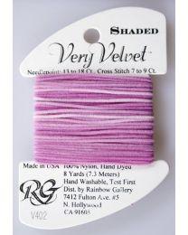 Very Velvet Shaded - Orchid