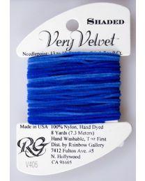 Very Velvet Shaded - Sapphire