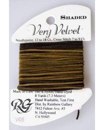 Very Velvet Shaded - Chocolate