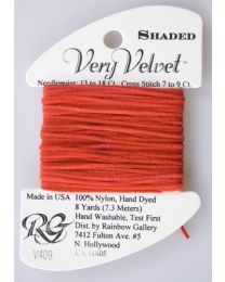 Very Velvet Shaded - Red