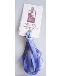 Silken Ribbons 7mm Forget me No