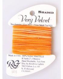 Very Velvet Shaded - Brite Oran