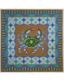 Blue Crab w/ Border