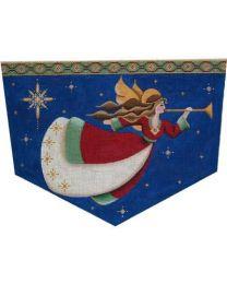 Angel Christmas Cuff