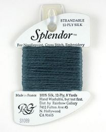 Splendor - Adriatic Blue